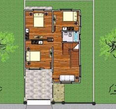 House Design Plans Signed and Sealed and Ready to Use for Building Permit, New House Construction or Housing Loan Requirement 3 Storey House Design, 2 Storey House, New House Construction, House Deck, Apartment Layout, Ground Floor Plan, Home Design Plans, Architecture Plan, Exterior Design