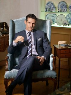 La Maison Sartorie D'Amber: Gagliardi | Autumn/Winter 2013 Menswear Collection | Sartorial Elegance