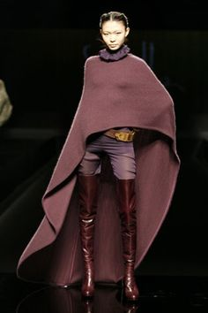 I am going to make this cape!