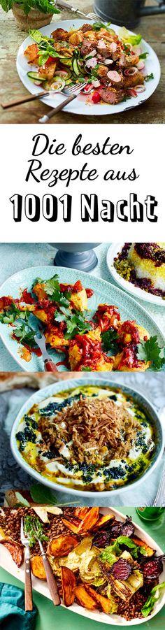 Kaum eine Küche ist so vielfältig wie die Orientalische #oriental #hummus #falafel