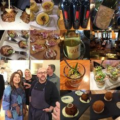 Delicious bites and wines @downtownnapa by chef Sean O'Toole & his wife. @flavornapa @visitnapavalley save the date MAR 16-20 #FlavorNapa. .  #NapaValley #wine #food #festival #Dep #DepLifestyle  #DepLifestyleMagazine #VisitNapaValley #WineCountry #wineporn #media #winelife #winetasting #DepLifestyleEventPlanning #BeautifulLifestyle #Beautiful #Travel @1mandabear by deplifestylemag