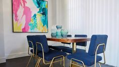 The Block 2017: Living and dining room reveal.