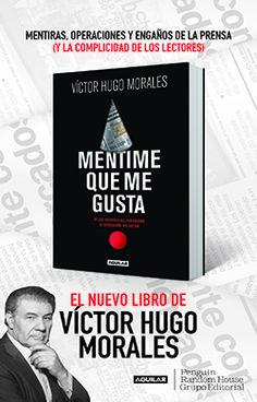 Sitio Oficial de Victor Hugo Morales