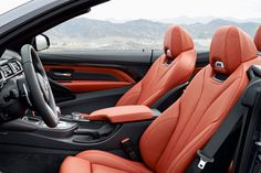 Review 2015 BMW M4 Convertible Design Interior View Model