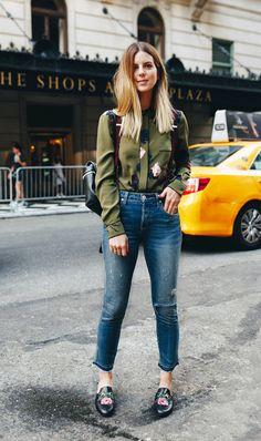 How To Wear Boyfriend Jeans Fall Pants Ideas Look Fashion, Girl Fashion, Autumn Fashion, Womens Fashion, Fashion Blogs, Fashion Hats, Fashion Stores, Boyfriend Jeans, Mom Jeans