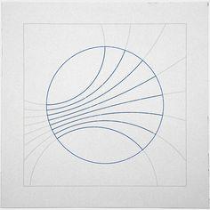 70 Minimal Geometric Compositions by Tilman Zitzmann