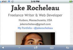 30 Useful Responsive Web Design Tutorials - Hongkiat Responsive Web Design, Web Design Tutorials, Professional Resume, Web Design Inspiration, Design Development, Learning, Create, Job Resume, Professional Cv