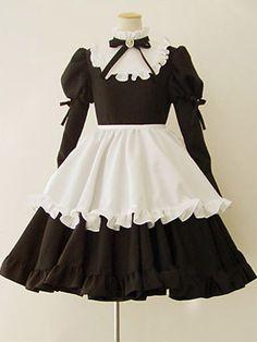 Maid cosplay
