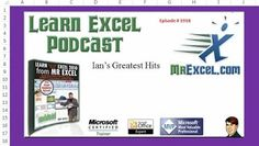 Learn Excel - Ian's greatest hits