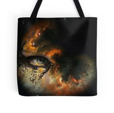 EYE OF FIRE NEBULA Need some throw pillows?...  Check out my Art,  For less than $20 any work of art can be on your favorite bed or couch!!  How about a tote? Gift Card, Holiday Card, Birthday Card?.... redbubble.com/people/tammera  Thanx for looking and sharing this page!! ...♥
