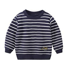 Hopscotch Full Sleeves Horizontal Stripe Printed Sweatshirt for Boys: Amazon.in: Clothing & Accessories Hopscotch, Full Sleeves, Printed Sweatshirts, Winter Clothes, Stripe Print, Clothing Accessories, 6 Years, Gray Color, Baby Boy