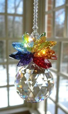 .Rainbow Sun Catcher