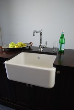 Bathroom Sinks Reece led cascading tap that shows the color of the water, hot is red