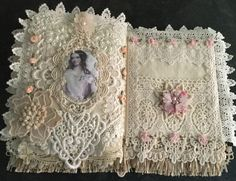 Last pages by Jean Wragg