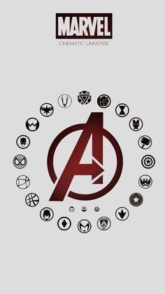 All avengers heroes symbols Marvel Avengers, Logo Avengers, Avengers Symbols, Marvel Dc Comics, Marvel Heroes, Avengers Tattoo, Marvel Superhero Logos, Marvel Tattoos, Marvel Phone Wallpaper