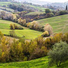 tuscany by Giuseppe Moscato, via Flickr