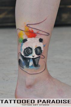 Panda by dopeindulgence.deviantart.com on @DeviantArt