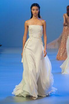 Elie Saab Haute couture весна лето 2014