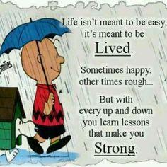 Peanuts on LIFE