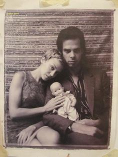 Kylie Minogue & Nick Cave & a babydoll Nick Cave, Sound Of Music, My Music, The Bad Seed, Post Punk, Kylie Minogue, Star Wars, Portraits, Rock N Roll