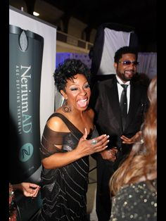 Gladys Knight learns more about Nerium International.