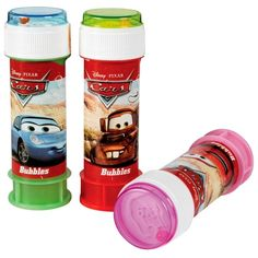 Disney Cars bellenblaas 60 ml.
