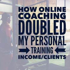 Learn how I increased my income--worked less--and added more clients--just by…