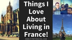I LOVE living in France. It honestly feels like a dream. Every time I walk down the old cobblestone streets, sit at an old cafe, or just walk in the countryside, I feel like my heart is going to BURST in happiness. A bit dramatic, but c'est vrai.   Here is a non-complete list of everything j'adore about La France =)