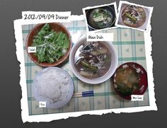 For Dinner on 09/Sep/2012