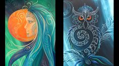 Reina Cottier Art ~ A Selection of Works 2014-2015