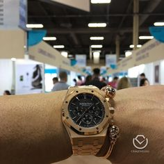 Audemars Piguet RO for the JCK Las Vegas jewelry show Who likes this piece
