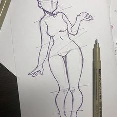 Most up-to-date Photo simple drawing poses Tips : Hence Danny, anyone gotten to your crazy milestone associated with 1000 a long time associated with exercise about Quic Body Reference Drawing, Anime Poses Reference, Drawing Skills, Drawing Tips, Drawing Ideas, Pencil Art Drawings, Art Drawings Sketches, Cute Drawings, Drawing Base