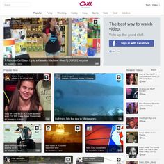 Chill is the best place on the web to discover and share videos.