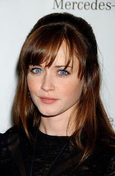 Gilmore Girl - Alexis Bledel  One of the prettiest girls in the world.