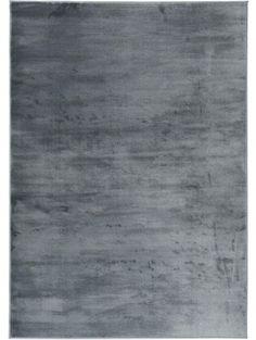 Velvet Rug Grey