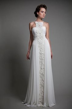Different, I love it! Freesia by Tony Ward (2013 Collection)