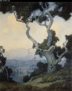 Wachtel, Marion Kavanaugh Untitled Landscape