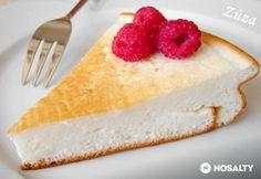 Görög joghurtos torta | NOSALTY Healthy Sweet Snacks, Healthy Sweets, Cookie Recipes, Dessert Recipes, Hungarian Recipes, Hungarian Food, Dessert Drinks, Eat Dessert First, Sweet Desserts