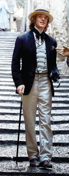 """The Happy Prince"" Colin Morgan as Lord Alfred ""Bosie"" Douglas"