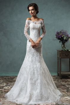 Popular Wedding Dresses of 2016 Part 2 Mermaids Sheaths and