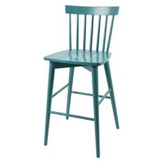 "Threshold™ Windsor 29"" Barstool - Aqua"