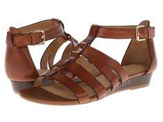 Naturalizer Jansin Saddle Tan Leather - Zappos.com Free Shipping BOTH Ways