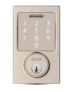 Schlage Sense™  I should try one of these! #CurbAppealContest