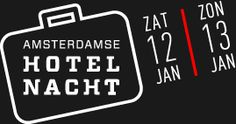 On 12 January 2013,  Amsterdam residents had the chance to enjoy an overnight hotel stay in their own hometown. A selection of 45 exceptional hotels offered rooms and suites at significantly discounted rates. Hotels organized cultural, creative and culinary events over the course of the weekend also open to individuals who just wanted to purchase a (passe-partout) ticket. Amsterdam inhabitants sampled the character of a variety of different hotels in their own city!