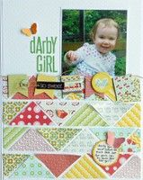 A Project by ginnyhughes from our Scrapbooking Gallery originally submitted 06/13/13 at 08:58 AM