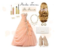 """The Selection-Marlee Tames"" by piroshaj on Polyvore"