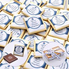 Sünnet Şekeri :: Sünnet Dökme Madlen Çikolata (70 Madlen)