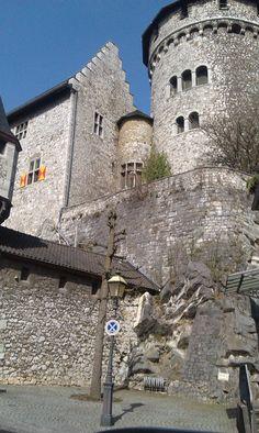 Castle in Stolberg, Germany