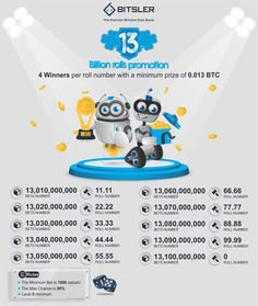 13 Billionth roll promotion - 10 chances to hit the required roll numbers and win each time! Number 13, Dice Games, Casino Games, Promotion