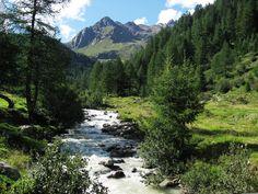 Le mete più importanti della Lombardia - Parco dello Stelvio